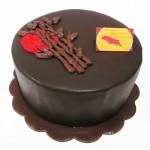 American Chocolate Cake Imlek