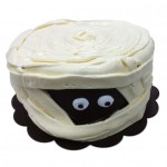Mummy Mocha Cake