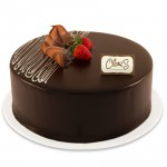 Chocolate Passion Cake
