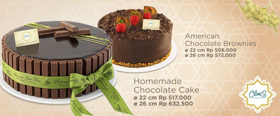 Amerian Chocolate Brownies